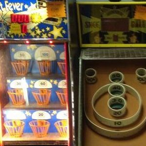 Arcade and Coin Operated Machines at Bentzel Amusements in Hanover PA 17331